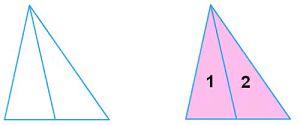 Cách đếm số lượng hình tam giác, hình vuông và hình chữ nhật