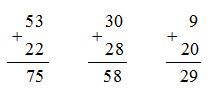 Số hạng - Tổng - Toán lớp 2