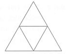 Bồi dưỡng HSG Toán lớp 2: Dạng toán nhận biết hình tam giác, tứ giác