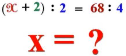 Cách giải các dạng toán tìm X - Toán lớp 3-21