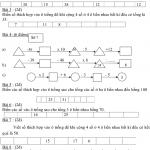 Hướng dẫn làm bài tập điền số thích hợp vào ô trống lớp 2