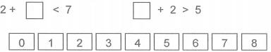 Bồi dưỡng HSG Toán lớp 1: Các số trong phạm vi 100