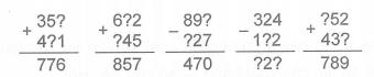 Bồi dưỡng HSG Toán lớp 2: Ôn tập các phép tính trong phạm vi 1000